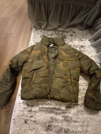 Курточка утепленная