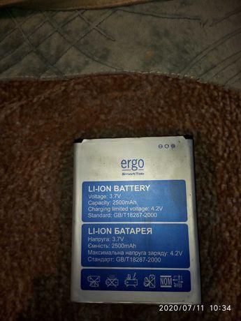 Аккумулятор для Ergo Smart Tab