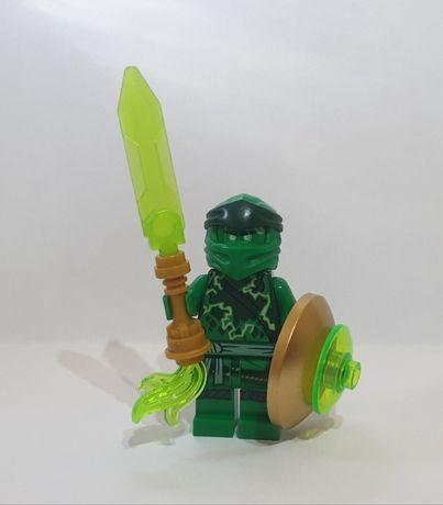 LEGO Ninjago Oryginalna Minifigurka njo619 Lloyd Spinjitzu Burst NOWA
