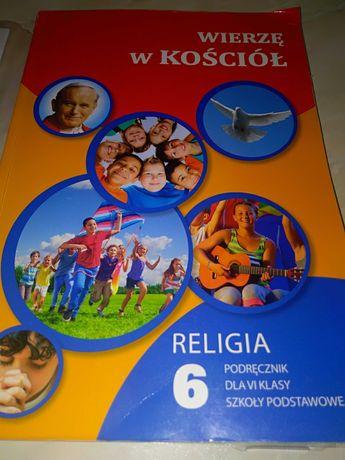 Podręcznik do nauki Religii klasa 6