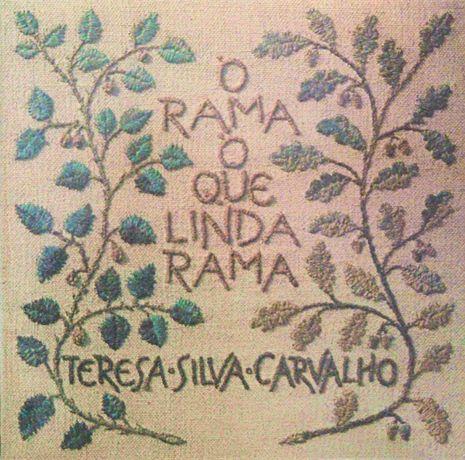 Teresa Silva Carvalho - Ò rama ò que linda rama