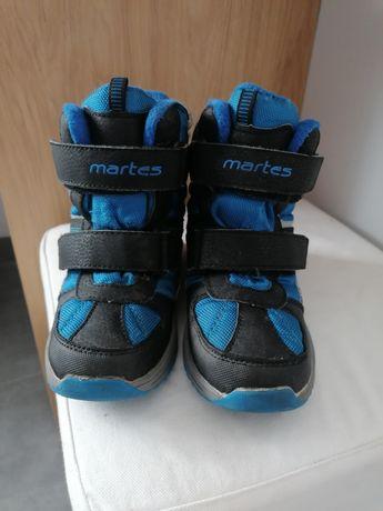 Buty zimowe dla chlopca Martes rozmiar 32
