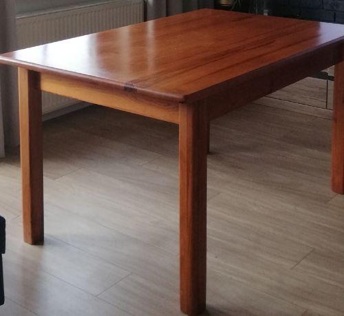 stół drewniany sosnowy 140/90