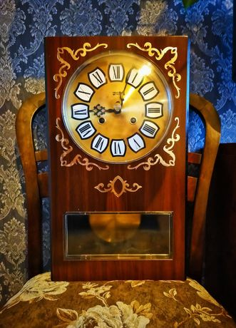 Zegar Ścienny Metron