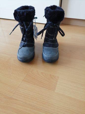 Nowe buty zimowe Richter r. 29