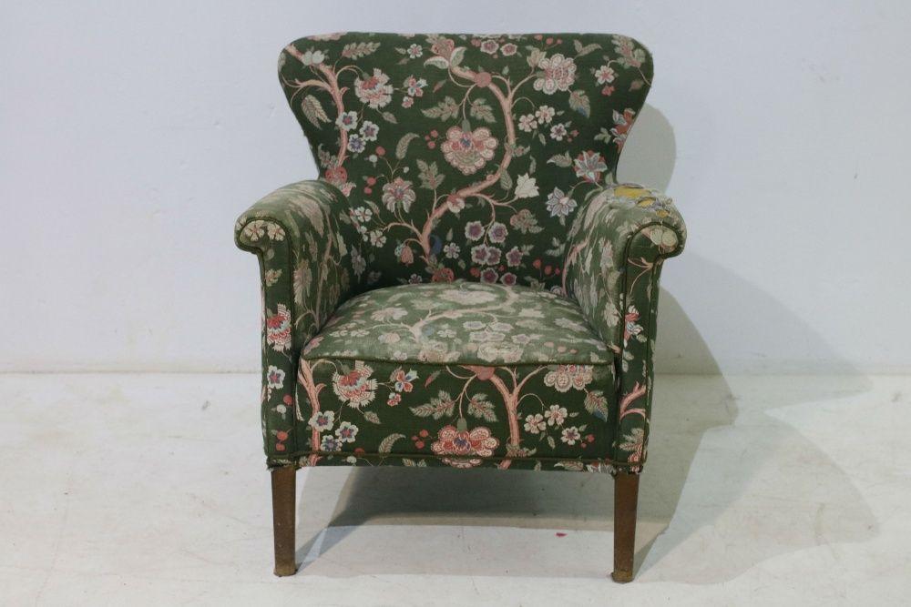 Poltrona nórdica| Armchair| Retro Vintage| Escandinavo Balazar - imagem 1
