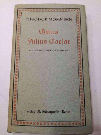 Gaius Julius Caesar - Wytrawny mąż stanu z 1940r.