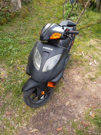Vendo ou troco scooter