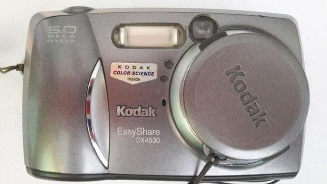 Aparat cyfrowy Kodak EasyShare DX4530 5.0 megapikseli sprawny WROCŁAW