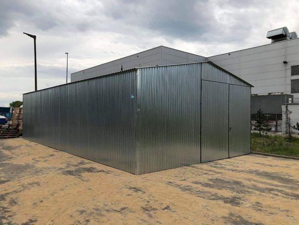 MAGAZYN solidny garaż blaszany OCYNK pełny PROFIL HALA wiata BLASZAK