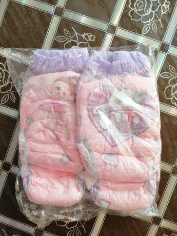 Підгузки-трусики Huggies DryNites для дівчаток 4-7 років