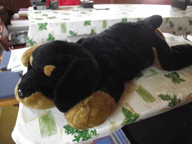 Pies przytulak duży ok 140 cm ładny - 56 zł