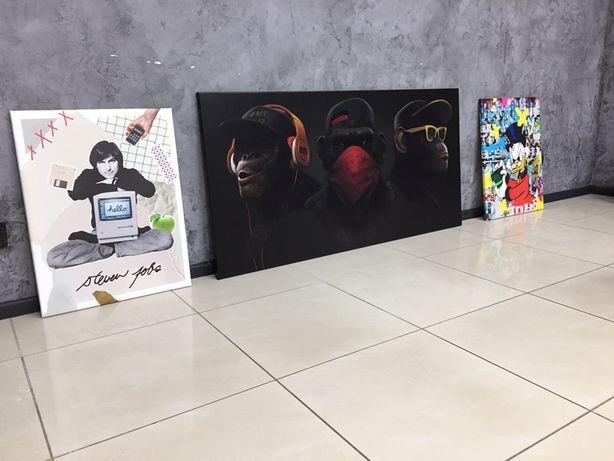 Картины в стиле поп-арт