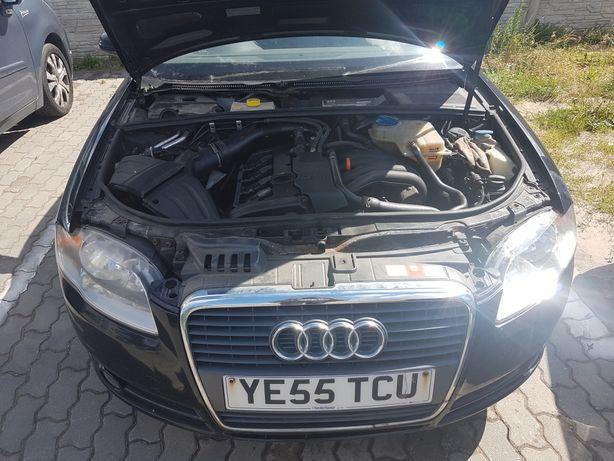 Audi a4 b7 2.0 alt silnik skrzynia