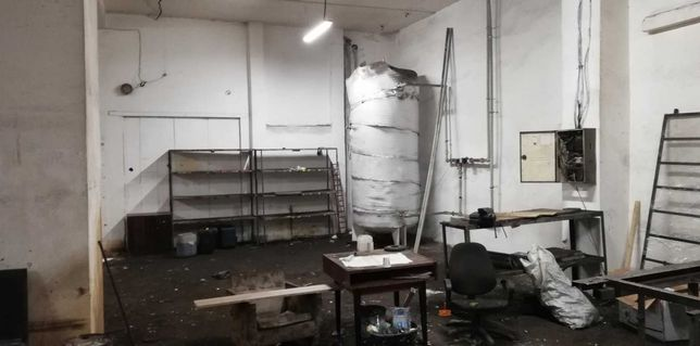 Оренда складів різних площ під майстерню у Львові