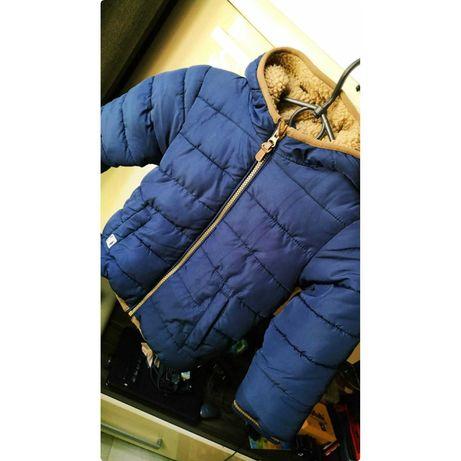 Зимняя куртка Next на 2-3 года