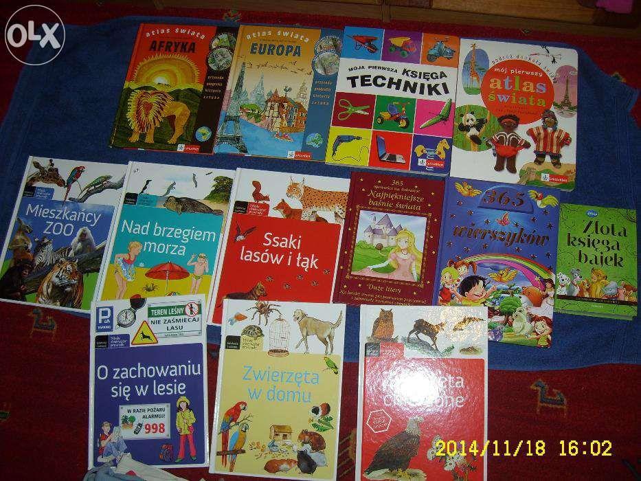 NOWE książki/ albumy, bajki, opowiadania, baśnie, księga Disney