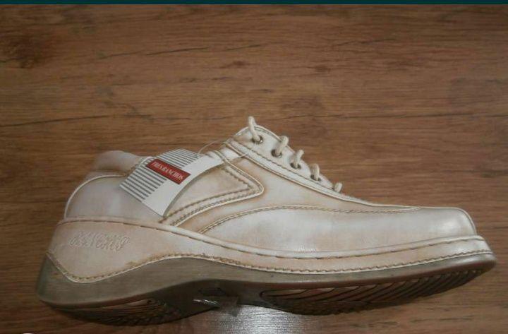 Sprzedam nowe buty skóra