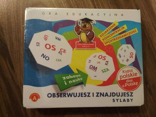 gra edukacyjna 7+