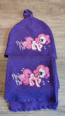 Komplet czapka i szalik My Little Pony