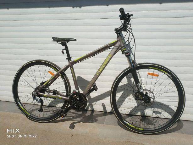 НОВЫЙ велосипед 28 горный алюминий  Shimano Acera Гарантия GT Cube