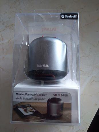 Głośnik Hama Bluetooth ,,Steel Durum,,Srebrny