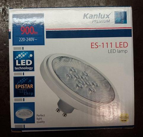 Żarówka ES-111 SL/WW/W G10 LED 11W barwa ciepła biała (2 szt)