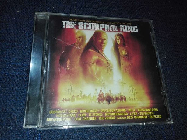 Scorpion king banda sonora heavy metal