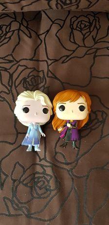 Figurki Pop Frozen 2 Anna i Elza Kraina Lodu 2