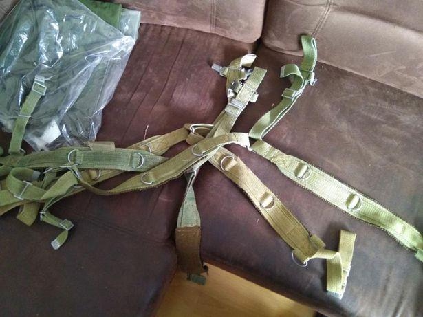 Pasoszelki nowe szelki dusicielki do plecaka wojskowego oporzadzenia