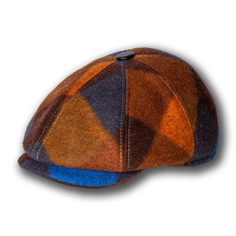Кепка тёплая , восмиклинка, кепка, мужская шапка, бейсболка, кепка