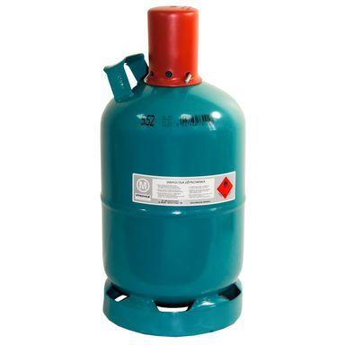Butla gazowa 5 kg nowa zawór 3/8 lub jak w butli domowej 1/2