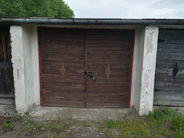 Garaż murowany ulica Ciepłownicza Pyrzyce