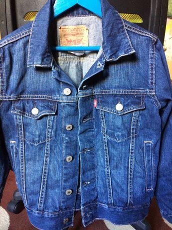 Куртка джинсовая LEVI'S оригинал 6-8 лет