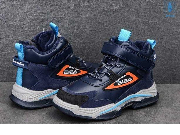 Ботінки дитячі для хлопчика ботинки демисезонные черевики кроссовки