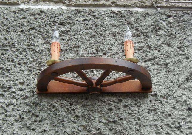 Lampa Kinkiet scienny swieczki E14
