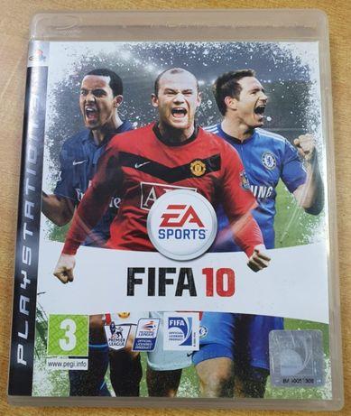 Jogo para Play Station 3, FIFA 10 - EA Sports, completo, como novo!