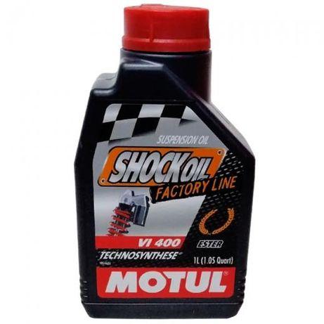 Motul Shock Oil FL VI400 lepszy odpowiednik Rock Shox 5 WT