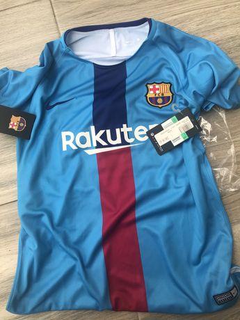 Nowa koszulka FC Barcelona oryginalna Nike rozmiar junior XL 158-170cm