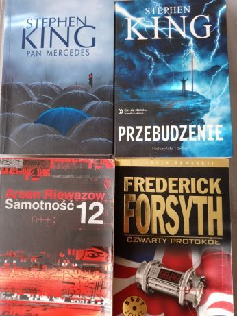Książki-20 sztuk.