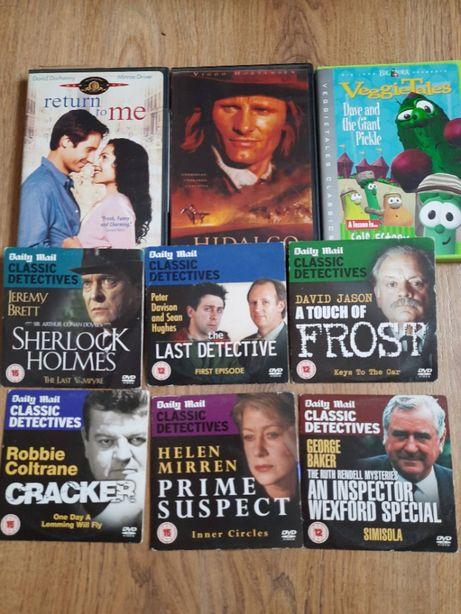 Продам оригінальні диски з фільмами/мультиками англійською мовою