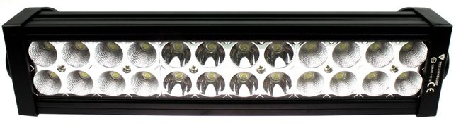 Panel 24 LED 72W Lampa robocza combo 33cm