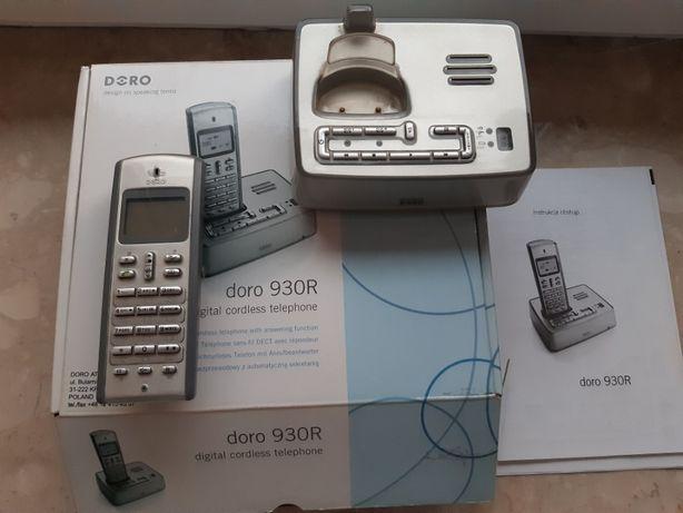 Telefon bezprzewodowy DORO