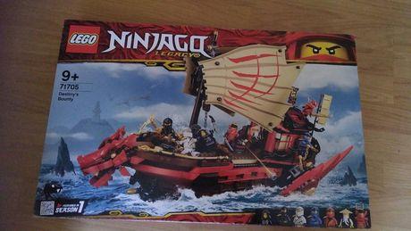 Конструктор Lego Ninjago 71705..Летающий корабль