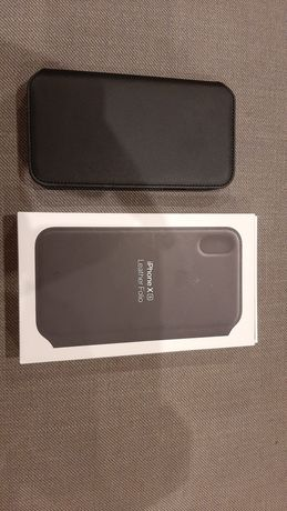 Iphone X/Xs Leather Folio