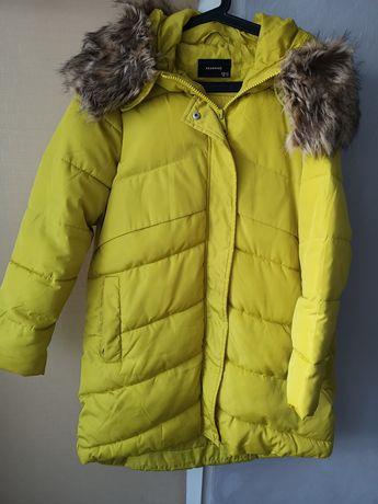 Płaszcz puchowy Reserved 42, kurtka