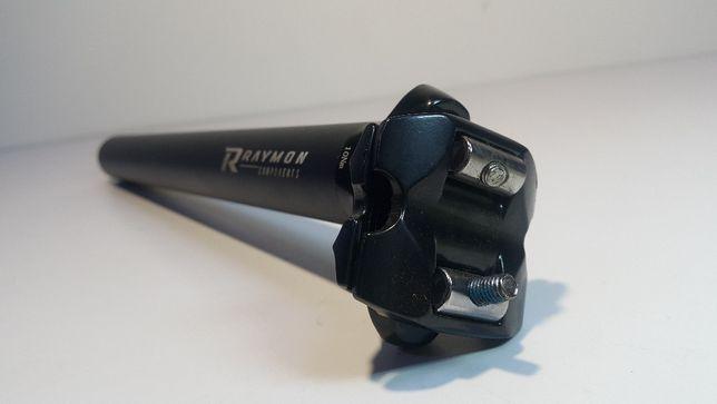 Sztyca wspornik siodła Raymon alu 31,6 / 350mm czarna