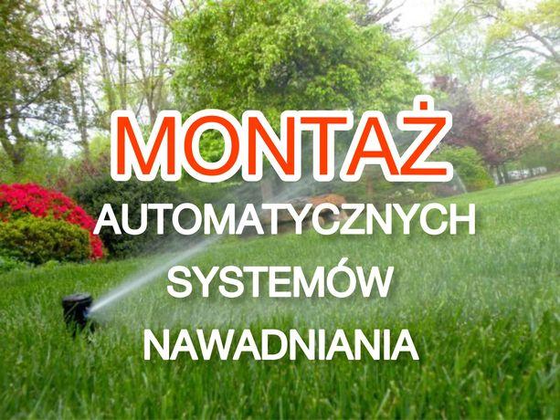 Montaz , remont, modernizacja automatycznych systemów nawadniania ogro