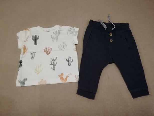 Ubranka newbie dla chłopca 68