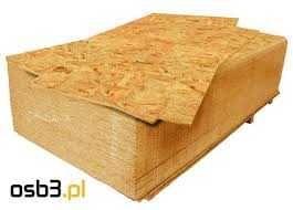 Płyta OSB 1250x2500 , gr. 22 mm 265,00 szt. brutto JEST DOSTĘPNA